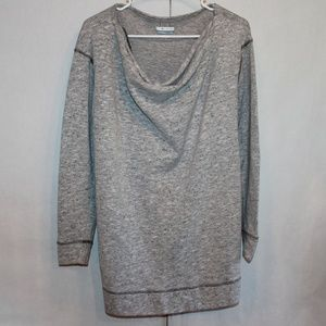 Columbia Women's Size Large Gray Sweater